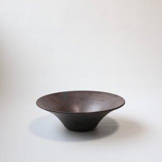 船串 篤司_鉢(黒:23cm)