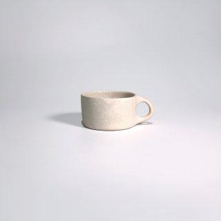 mushimegane books._ mug cup(貫入)