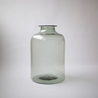 qualia-glass works_Bottle(green)