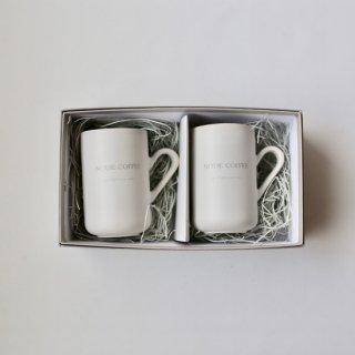 NODE COFFEE_Mug cup(2個set : ギフトBOX入リ)