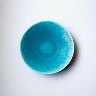 EIJI MIYAKI _  Bowl (錆入りナイルブルー: M )