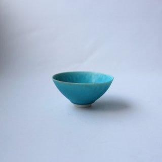 EIJI MIYAKI _  Bowl (錆入りナイルブルー: S )