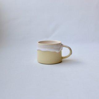 EIJI MIYAKI _  doripin mug ( ivory )