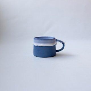EIJI MIYAKI _  doripin mug ( blue )