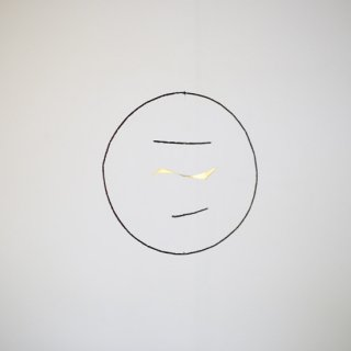 田中 義久 _ モビール A( 鉄:真鍮 )