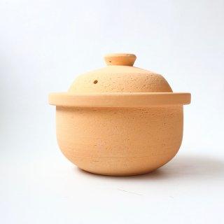 HOMELAND_(信楽米炊き釜3-4合:緋色)