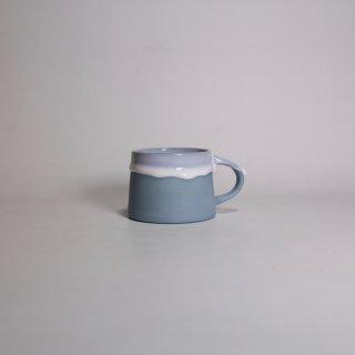 EIJI MIYAKI _  doripin mug ( bluegray )