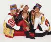 ヒップホップ・バンブーピアス・90年代アクセサリー〜HIPHOP/Bamboo Earrings/90's〜