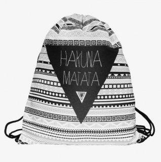 ハクナマタタ HAKUNA MATATA ナップサック リュック