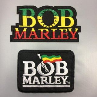 DIY ワッペン アフリカ ラスタ ラスタカラー ボブ・マーリー ジャマイカ レゲエ Africa Jamaica Reggae Bob Marley