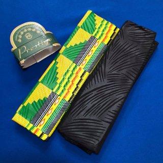 4ヤード ワックスプリント ケンテ セット売り アフリカ布 布 ハンドメイド パーニュ キテンゲ アフリカンプリント布 アフリカ 西アフリカ kente