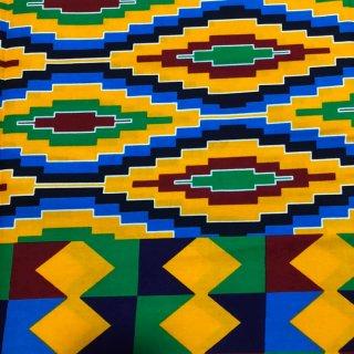 アフリカ布 布 ハンドメイド パーニュ キテンゲ アフリカンバティック アフリカンプリント布