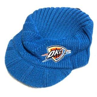 ≪委託商品≫Forty Seven Brand 47×NBA Knit Cap Oklahoma City Thunder OKC ニットキャップ