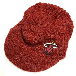 ≪委託商品≫Forty Seven Brand 47×NBA Knit Cap MIAMI HEAT ニットキャップ