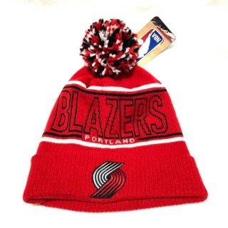 ≪委託商品≫Adidas×NBA Knit Cap Portland Trail Blazers アディダス ニットキャップ