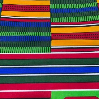 アフリカ布 布 ハンドメイド パーニュ キテンゲ アフリカンバティック アフリカンプリント布 ケンテ Kente
