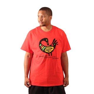 <img class='new_mark_img1' src='https://img.shop-pro.jp/img/new/icons16.gif' style='border:none;display:inline;margin:0px;padding:0px;width:auto;' />サンコファ Tシャツ ガーナ アディンクラ Africa T-Shirt Sankofa Adinkra Ghana