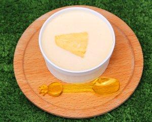 わんちゃんアイスクリーム(パイナップル)