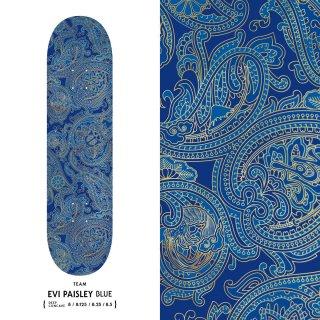 EVI PAISLEY BLUE