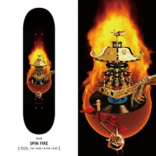 SPIN FIRE
