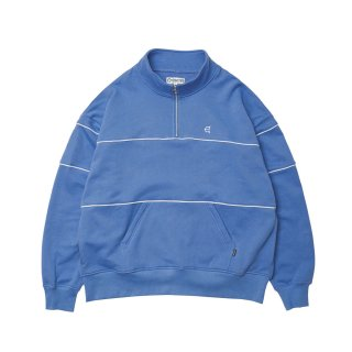 PLUMBER HALF ZIP SWEAT