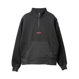 INDEPENDENT x EVISEN - STAND COLLAR SWEAT