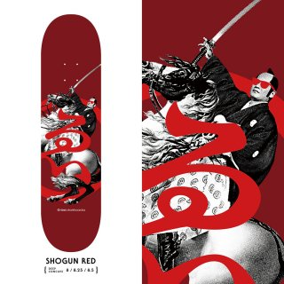 SHOGUN RED