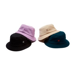 E LOGO DOBBY HAT