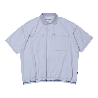 DRY WIDE POLO SHIRT