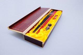 中国工芸箸セット