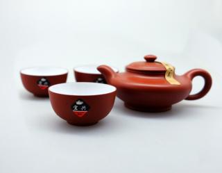 本格中国茶器セット【宜興】