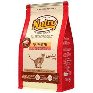 ニュートロ ナチュラルチョイス 室内猫用 エイジングケア チキン 500g