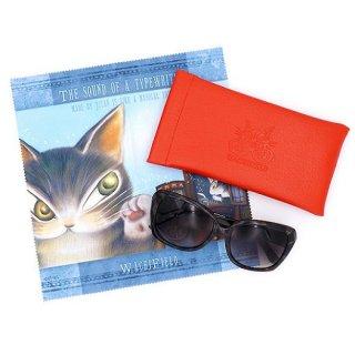 わちふぃーるど 猫のダヤン サングラスセット#2 グレージュ