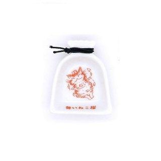 わちふぃーるど 猫のダヤン 豆皿箸置き 舞いねこ桜