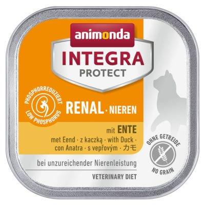 アニモンダ インテグラ プロテクト 腎臓ケア ウェットフード カモ