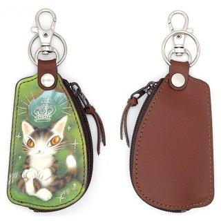 わちふぃーるど 猫のダヤン 森の王さま小銭キー