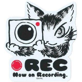 わちふぃーるど 猫のダヤン ステッカー REC#2