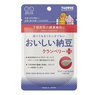 トーラス おいしい納豆 クランベリープラス 30g