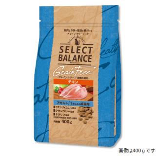 セレクトバランス グレインフリー アダルト  チキン 1.6kg