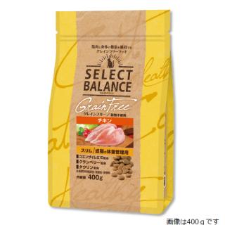 セレクトバランス グレインフリー スリム  チキン 1.6kg
