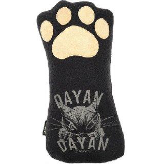 わちふぃーるど 猫のダヤン 猫手シートベルトカバー DAYAN'Sロゴ