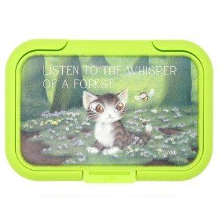 わちふぃーるど 猫のダヤン 抗菌ビタット 森のささやき・マスカット