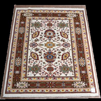 手織りトルコ絨毯  約187×157�