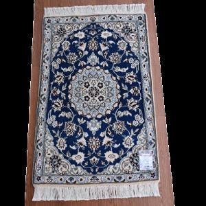 ペルシャ絨毯 ナイン産 約102x63cm