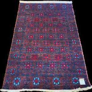 手織りトルコ絨毯  約175×120�