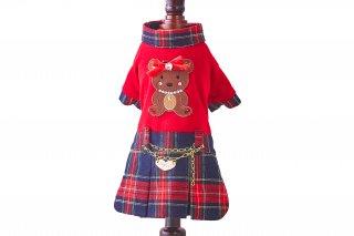 LOVELY BEAR DRESS 【FPO Angels】