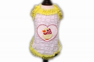 I CUTE DUCKIE CAMISOLE【FPO Angels】