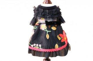 エンブロイダリーレースドレス【Rubnad'or】