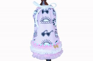 Sunny Days Dress【Ruban d'or】