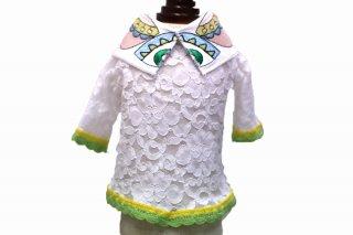 Hearty Hearty shirt【Ruban d'or】